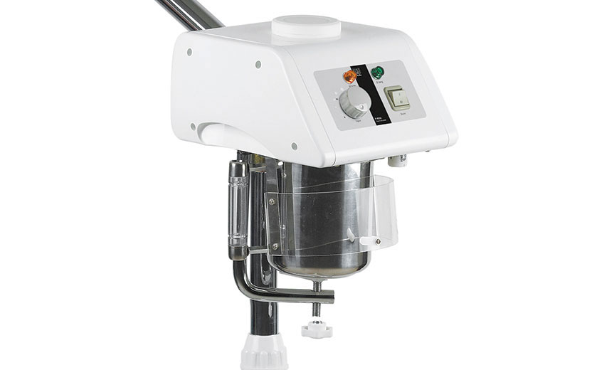 Kombigerät 2 in 1 Bedampfer Vapozon und Lupenlampe 500800A